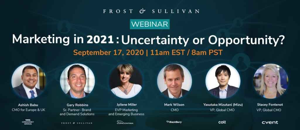 Marketing in 2021: Uncertainty or Opportunity?