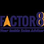 factor8 logo