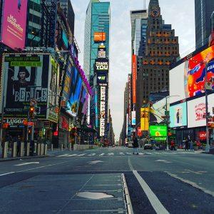 Sales Team in New York