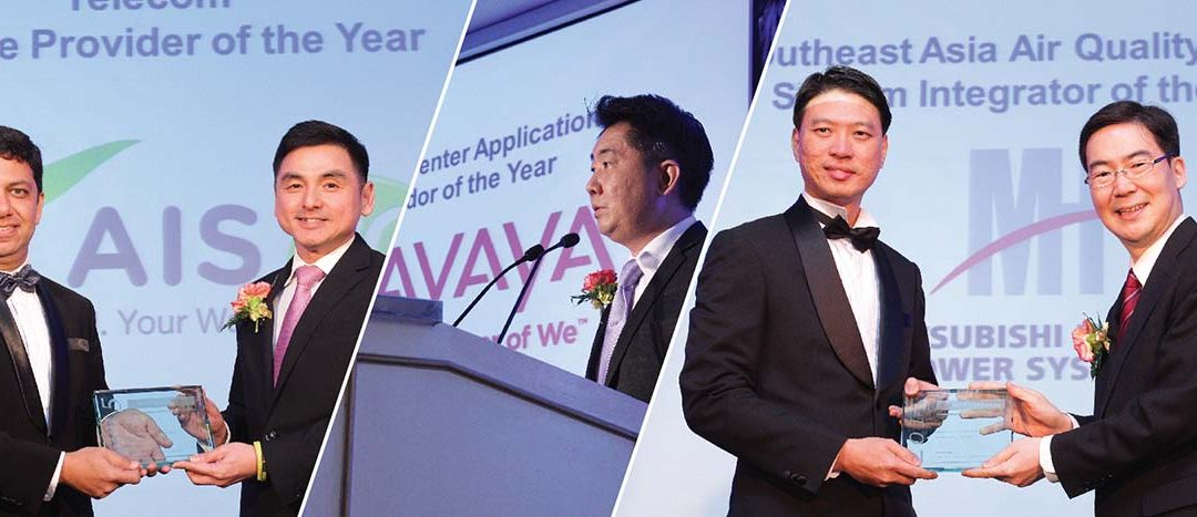 Thailand's Leading Companies recognized at the 2018 Frost & Sullivan Thailand Excellence Awards