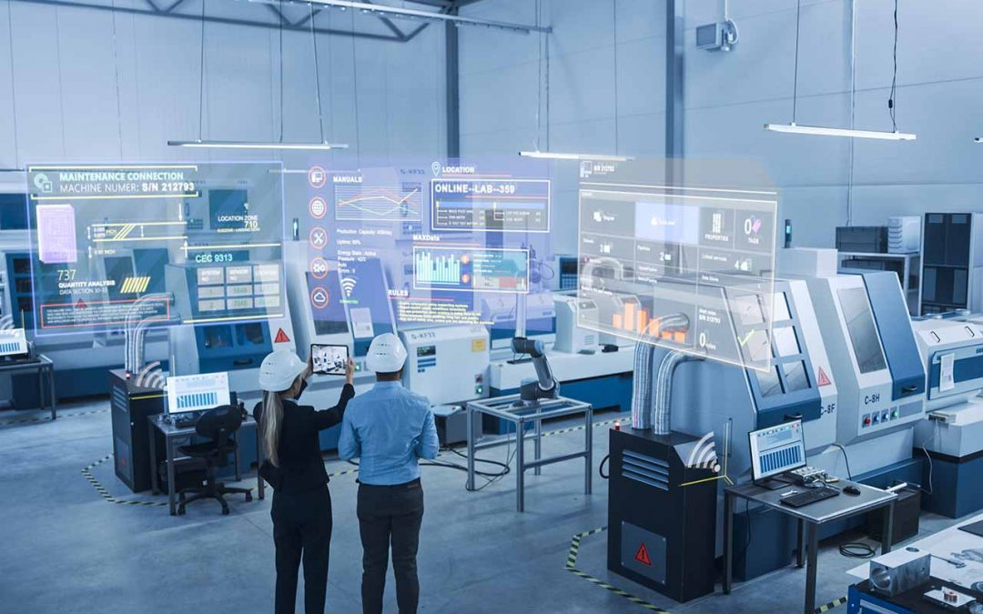 The Dawn of Cognitive Factories: Artificial Intelligence in the Shop Floor