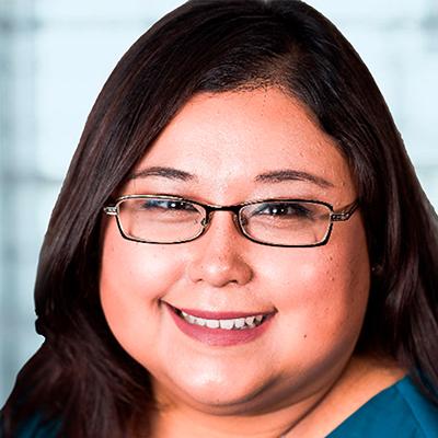 Melissa Silva Headshot