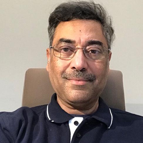 Krishna Srinivasan headshot