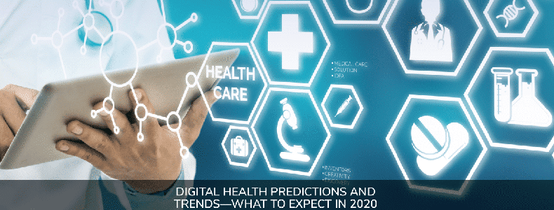 Digital healthcare predictions and trends
