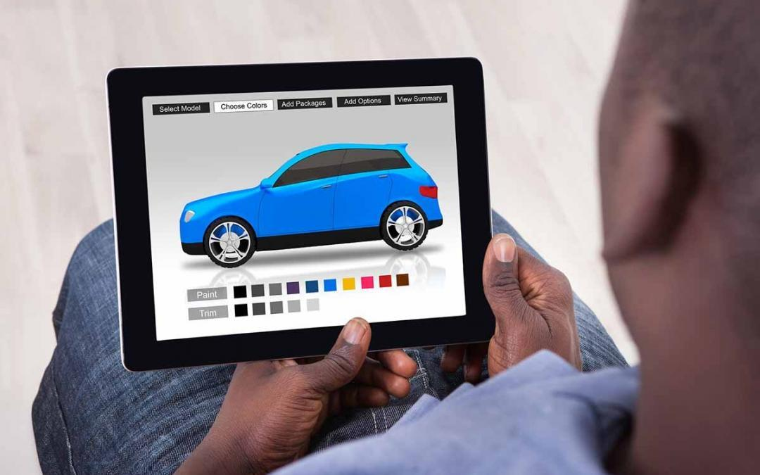 Online Retail to Become the Preferred Form of Vehicle Purchasing Among Private Buyers