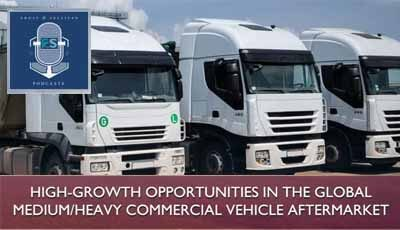 High-growth Opportunities in the Global Medium / Heavy Commercial Vehicle Aftermarket