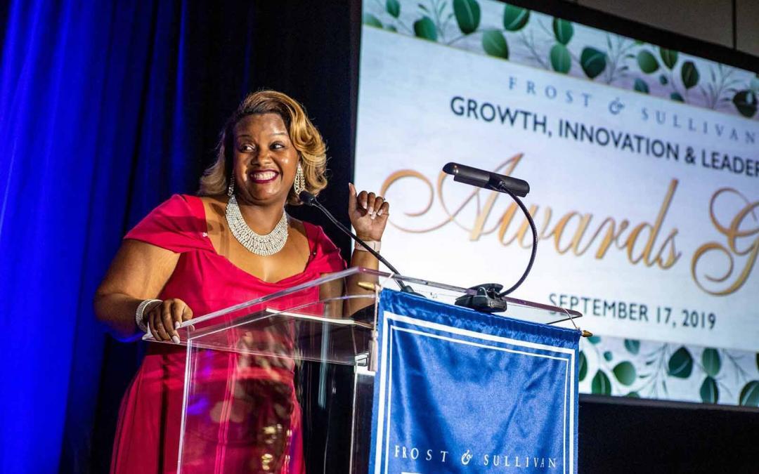 Frost & Sullivan Recognized Best-In-Class Companies with Prestigious Awards