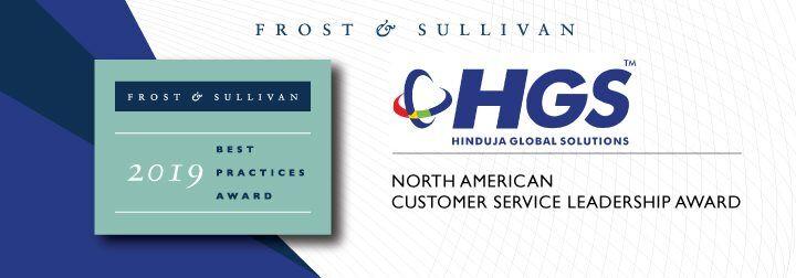 HGS Receives Customer Service Leadership Award for Providing Innovative Social Media Experiences with HGS EPIC™ Social Care