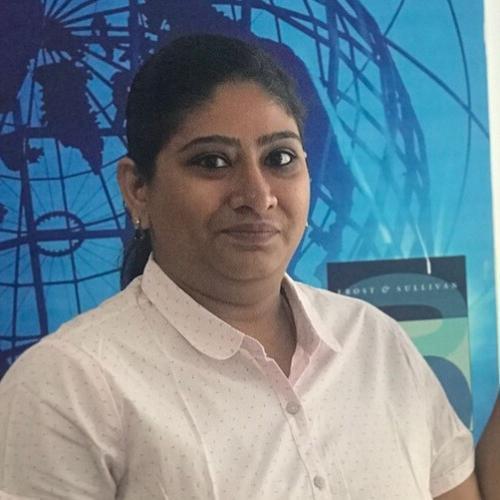 Nideshna Varatharajan