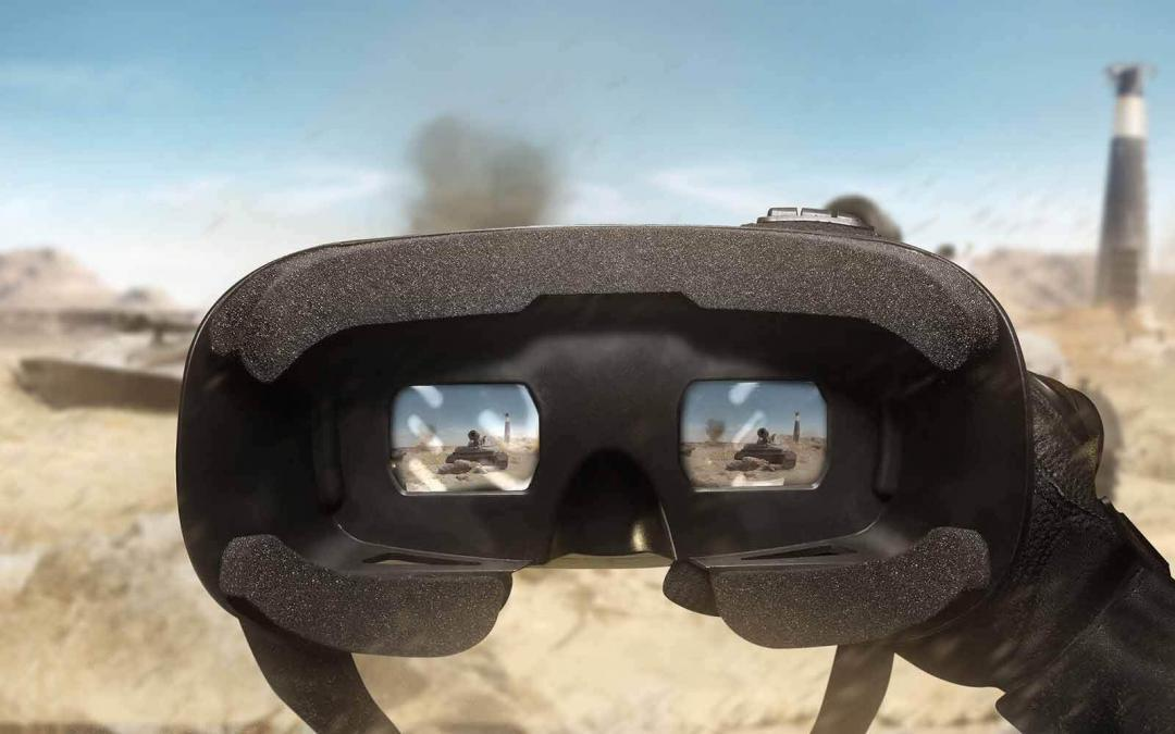 COVID-19 Triggers New Paradigms in Military Training and Simulation