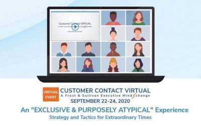 Customer Contact VIRTUAL: A Frost & Sullivan Executive MindXchange