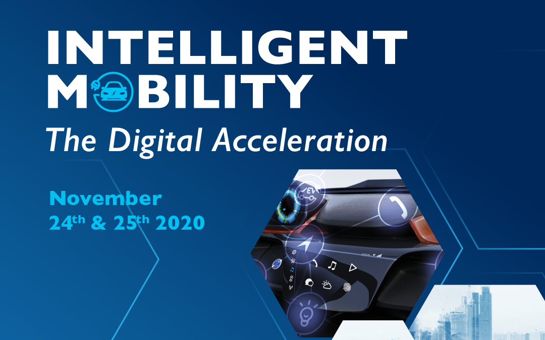 Beyond the COVID-19 Crisis: Frost & Sullivan's 2020 Intelligent Mobility Summit to Highlight Role of Digital Transformation in Mobility Industry's Future