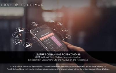 Fintechs vs. Traditional Banks: Frost & Sullivan Uncovers Who Will Survive the COVID-19 Business Disruption