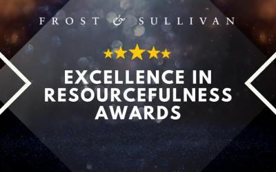 Frost & Sullivan Recognizes CPS Energy and BRK Ambiental with Excellence in Resourcefulness Awards at Itron Utility Week
