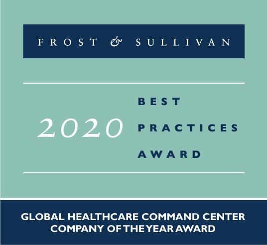 GE Healthcare Award Logo