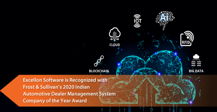 Excellon Software Lauded by Frost & Sullivan for Enhancing the Operations of Automobile Dealers with Its Unique DMS