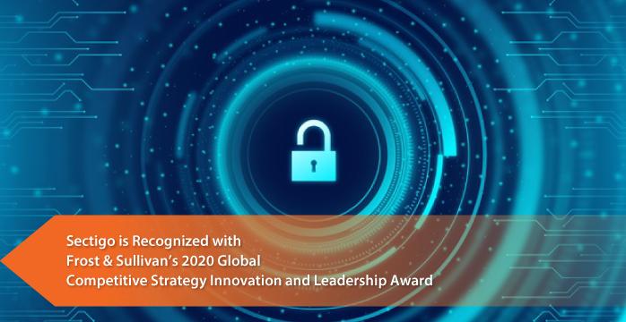 Sectigo Digital Identity Management Innovations Earn Acclaim from Frost & Sullivan