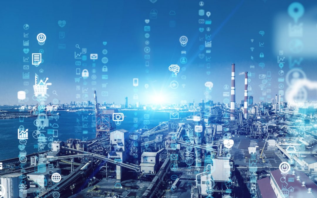 Digitalization to Boom as Industrial and Energy Organizations Focus on Lowering Operational Costs and Garnering Higher Revenues
