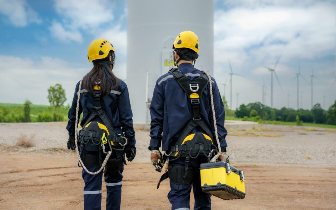 Asia-Pacific to Lead Growth of the Personal Protective Equipment Market in the Wind Energy Industry by 2025