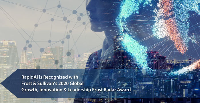 RapidAI Acclaimed by Frost & Sullivan for Its AI-powered Modular Stroke Platform
