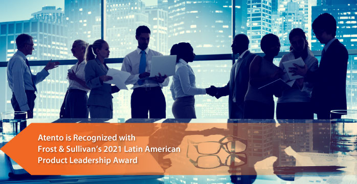 Atento's Next Generation Services Acknowledged by Frost & Sullivan for Helping Clients Deliver Differentiated Customer Experiences
