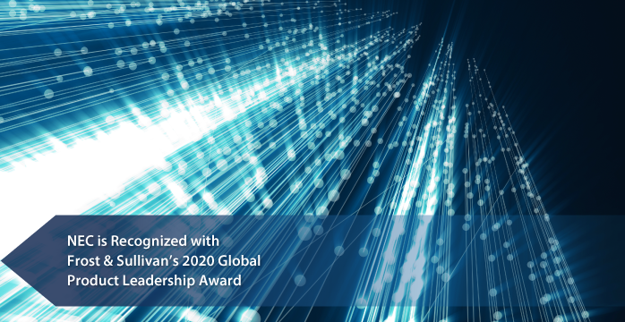 NEC Earns Acclaim from Frost & Sullivan for Adopting a Vector-based Approach to High-performance Computing with its SX-Aurora TSUBASA