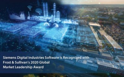 Siemens Acclaimed by Frost & Sullivan for Capturing 20 Percent of the Digital Transformation Solutions Market