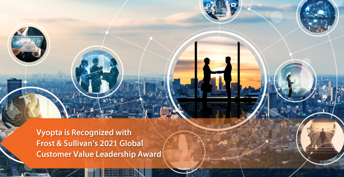 Vyopta Applauded by Frost & Sullivan for Optimizing Workplace Collaboration with a Single-Pane-of-Glass View on UC Environments