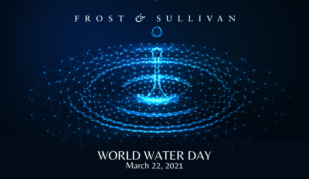 Frost & Sullivan Experts Analyze Regional Tactics for Water and Sanitation for All by 2030