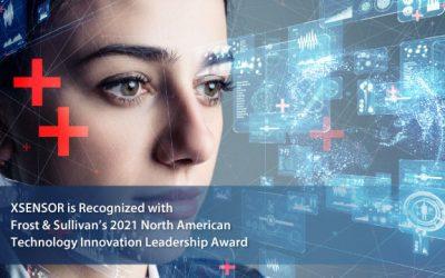 XSENSOR's Industry-leading Intelligent Dynamic Sensing Platform Applauded by Frost & Sullivan