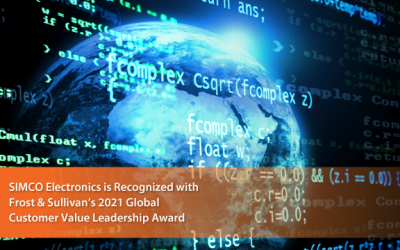 SIMCO Recognized by Frost & Sullivan for its Calibration & Repair Leadership