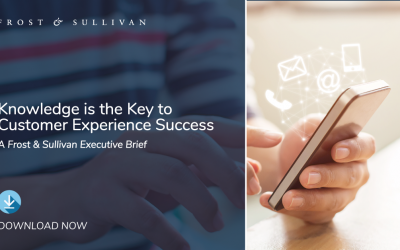Knowledge Management Provides an Edge in Delivering Superior Customer Experiences