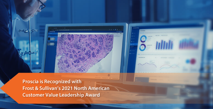Proscia Lauded by Frost & Sullivan for Advancing the Standard of Cancer Research and Diagnosis with Its Concentriq® Platform