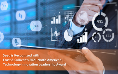 Seeq Lauded by Frost & Sullivan for Supporting Collaboration among Distributed Teams with Cloud-based Advanced Analytics
