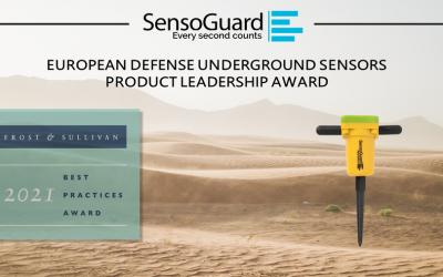 SensoGuard, Leader in Underground Sensor-based Protection Systems