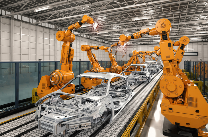 Frost & Sullivan Reveals How the Lights-Out Setting is Redefining Manufacturing
