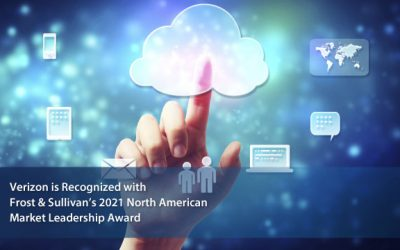 Verizon Commended by Frost & Sullivan for Enabling Distributed Environments with Its Flexible VoIP and SIP Trunking Solutions