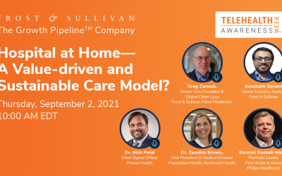 Frost & Sullivan Evaluates Future Growth Possibilities for Hospital at Home Care Delivery Model