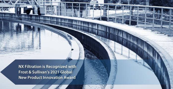 NX-Filtration Award
