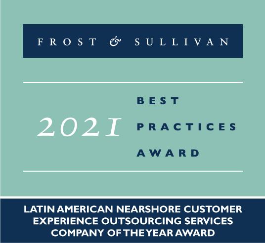 Teleperformance Award