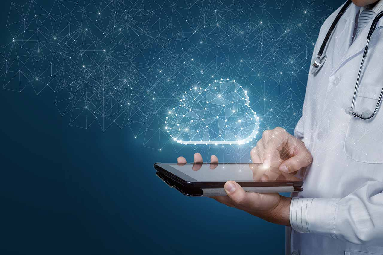 cloud technology in healthcare industry
