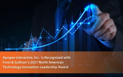 Frost & Sullivan Acclaimes Apogee Interactive Best in Class for  Customer Engagement Using AI-powered Energy Analytics
