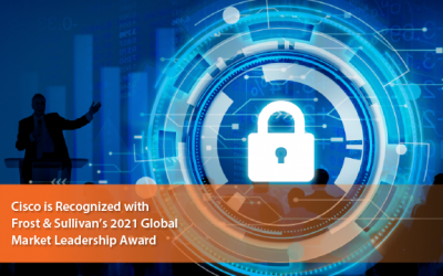 Cisco Applauded by Frost & Sullivan for Leading the Network Firewall Market with its Differentiated Vision
