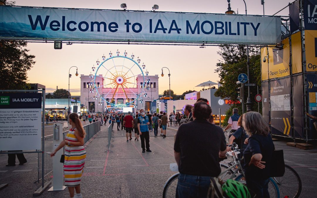 """IAA MOBILITY 2021 Ponders """"What Will Move Us Next?"""""""