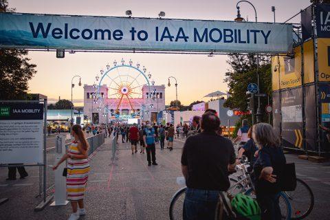 IAA MOBILITY 2021 Event