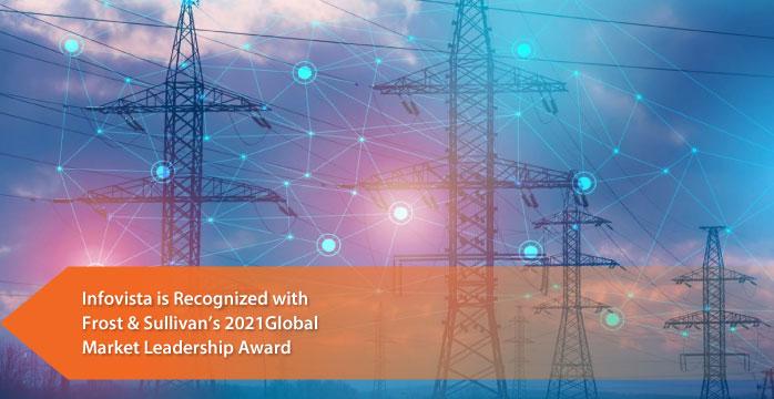 Infovista award
