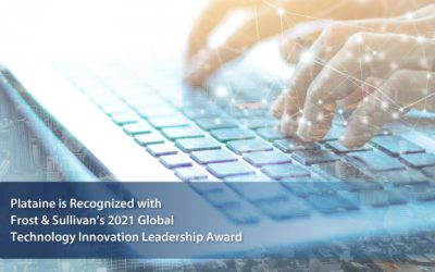 Plataine Wins Frost & Sullivan's Global Technology Innovation Leadership Award for its AI-Based Digital Assistants for Manufacturing